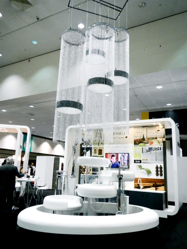 Brizon Dwell on Design 2013 Chandelier
