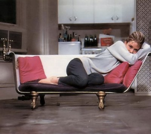 Holly Golightly Bathtub Sofa