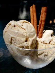 cinnamon icecraem