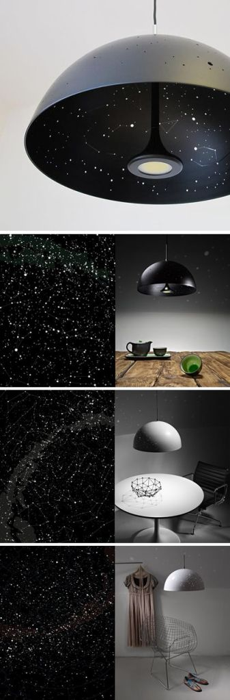 starry light lamp