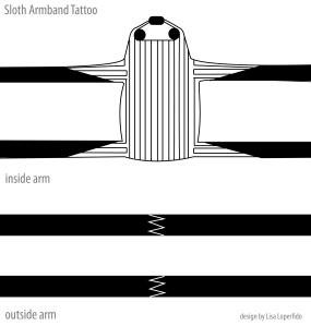 Sloth Armband-02