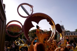 Disneyland Parade, Mickey Mouse