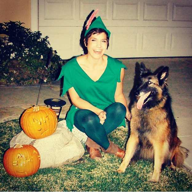 How to make a peter pan costume diy video itsalisa solutioingenieria Image collections