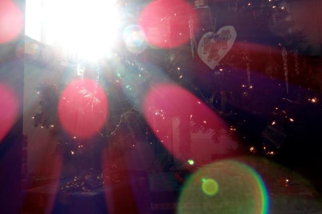 christmas lens flare | itsaLisa.com