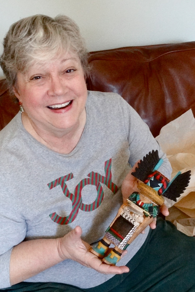 She always wanted a Kachina Doll | itsaLisa.com