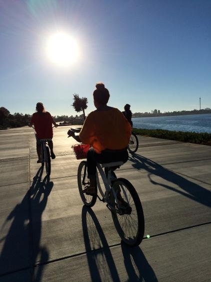 mission bay bike ride