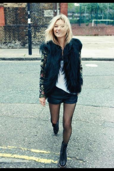 Kate Moss for Rag & Bone