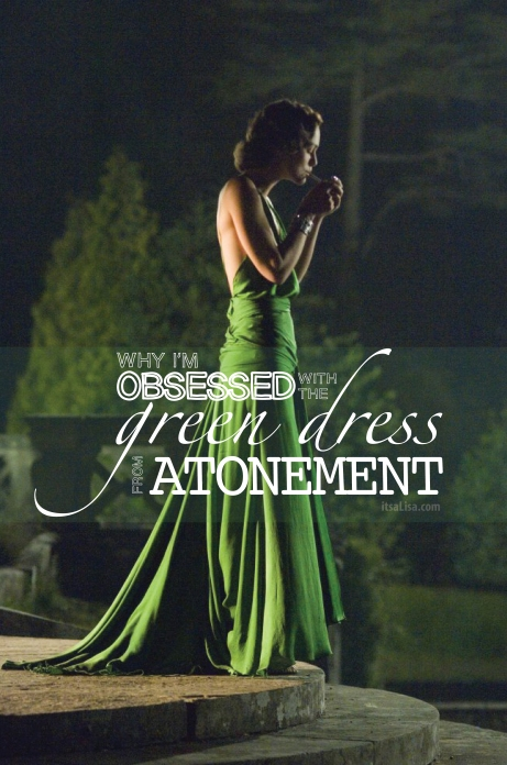 The Green Dress | itsaLisa.com