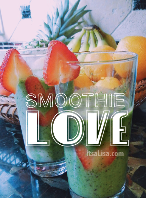 Smoothie Love ~ itsaLisa.com