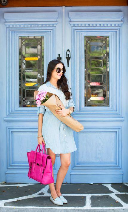 Pantone Color of the Year 2016: Serenity & Rose Quartz   Light Blue Inspiration   itsaLisa.com