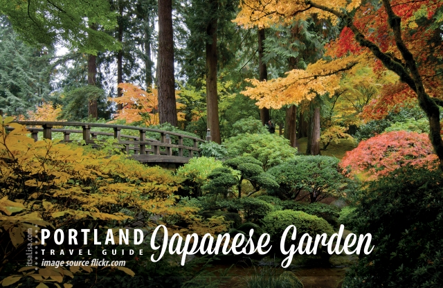 Japanese Garden, Portland | itsaLisa.com