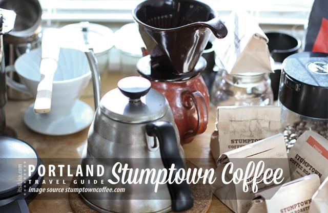 Stumptown Coffee, Portland | itsaLisa.com