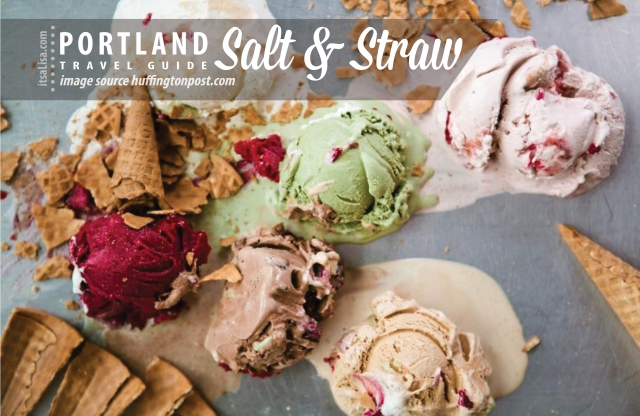 Salt & Straw, Portland's best ice cream | itsaLisa.com