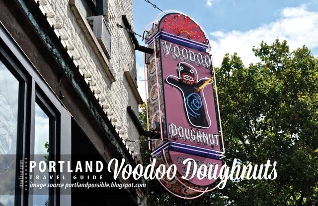 Voodoo Doughnuts, Portland | itsaLisa.com