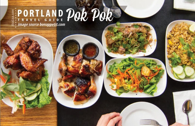 Pok Pok, Dining in Portland | itsaLisa.com