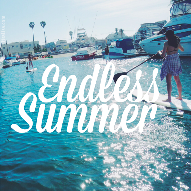 Endless Summer | Paddle Boarding Huntington Beach (itsaLisa.com)