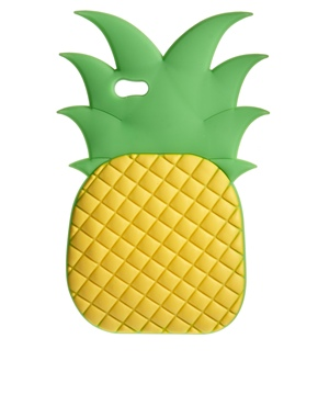 Pineapple iPhone 5 Case (Asos) | New hot looks for summer that will keep your phone safe, on itsaLisa.com