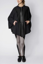 live the process hooded cape | more on itsaLisa.com