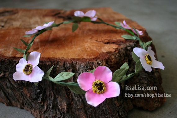 flower crown | floral headband | now on Etsy.com/shop/itsaLisa