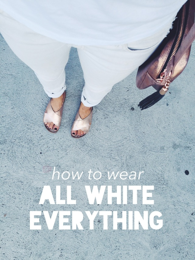 All White Outfit Ideas | Labor Day Fashion