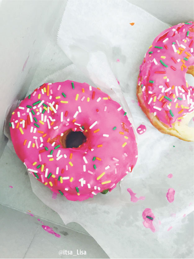 California Donuts | 7 Donut Tips That Will DEFINITELY Change Your Life at https://itsalisa.com/2016/01/31/california-donuts/