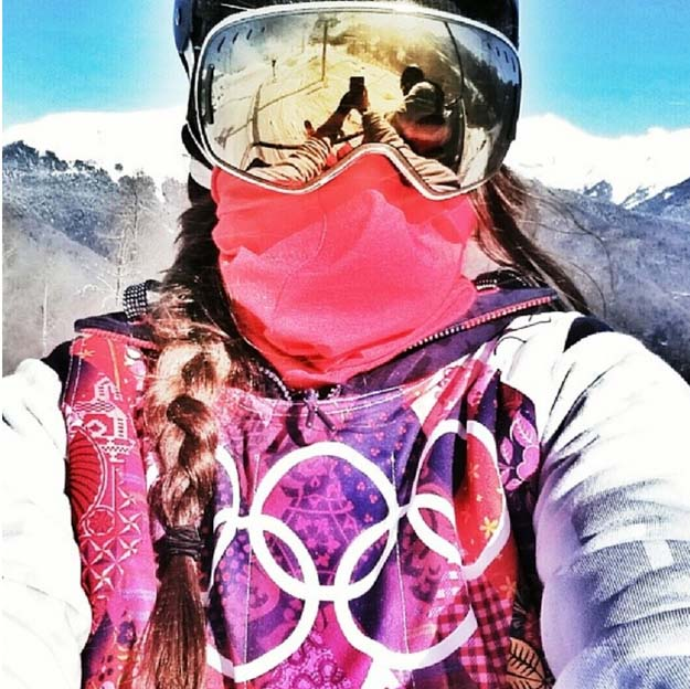 Olympic Snow Goggles - Keri Herman | 7 Cute Snow Goggle Outfits & Where To Buy Them