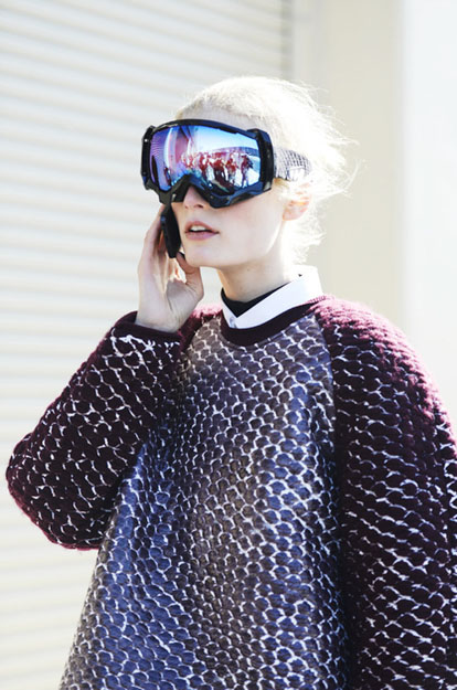 Street Style Goggles | 7 Cute Snow Goggle Outfits & Where To Buy Them